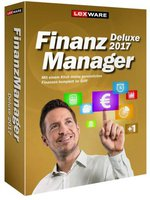 Lexware FinanzManager Deluxe 2017 (Box)