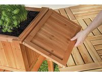 Home & Garden Hochbeet Cube 1
