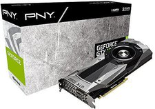 PNY GeForce GTX 1080 Founders Edition 8192MB GDDR5X