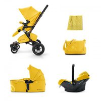 Concord Neo Mobility-Set Limited Edition Blazing Yellow (2015)