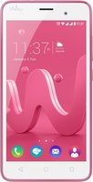 Wiko Jerry pink/silber ohne Vertrag