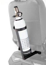 Invacare Sauerstoff Flaschenhalter für Elektromobile