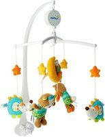 Babysun Nursery Sleeping Forest Mobile