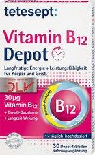 Tetesept Vitamin B12 Depot Tabletten (30 Stk.)