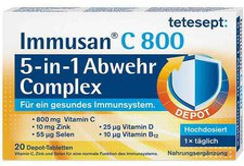 Tetesept Immusan C Immun Complex Depot Tabletten (20 Stk.)