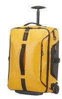 Samsonite Paradiver Light Backpack Duffle yellow