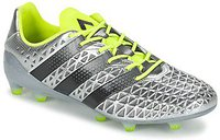Adidas Ace 16.1 FG Men  silver metallic/core black/solar yellow