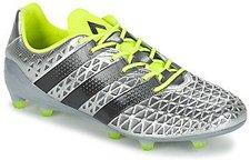Adidas Ace 16.1 FG Men  silver metallic/core black/solar yellow
