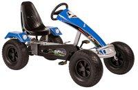 DINO CARS Stylez AF mit Breitreifen silber/blau (S324)