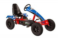 DINO CARS Stylez AF mit Leichtlaufreifen  rot/blau (S114)