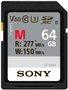 Sony SDXC UHS-II 64GB (SF-M64)