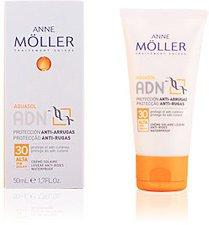 Anne Möller Aquasol ADN Crème Solaire Légère Anti-rides SPF 30 (50 ml)
