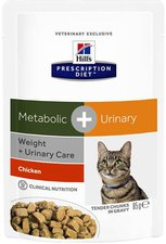 Hills Feline Metabolic + Urinary