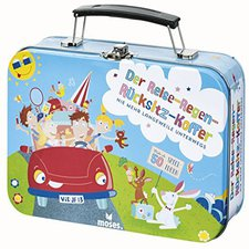 Moses Der Reise Regen Rücksitz Koffer