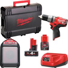 Milwaukee M12 Set2I