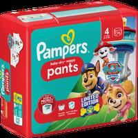 Pampers Baby Dry Pants Junior Maxi Größe 4 (8-15 kg)