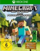 Minecraft: Xbox One Edition + Favoriten Paket (Xbox One)