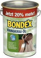 Bondex Bangkirai Öl 4,80 l (365225)