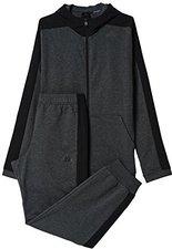 Adidas Jogginganzug grau/schwarz