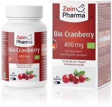 ZeinPharma Bio Cranberry Kapseln (60 Stk.)