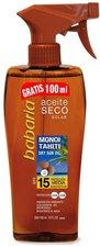 Babaria Tahitian Monoi Sray Suntan Oil SPF 15 (300 ml)