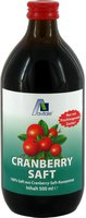 Avitale Cranberrysaft 100% Fruchtsaft (500ml)