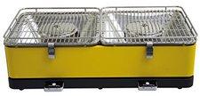 Feuerdesign Santorin gelb