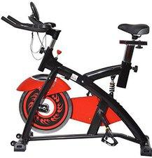 HomCom Fahrradtrainer inklusive LED Display