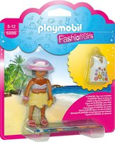 Playmobil Fashion Girl - Beach (6886)