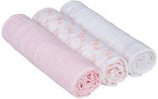 Lässig Swaddle & Burp Blanket L - Bedtime Candy girls