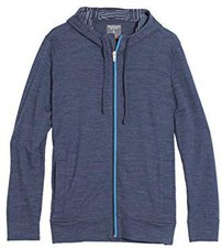 Icebreaker Shifter Long Sleeve Zip Hood Horizons