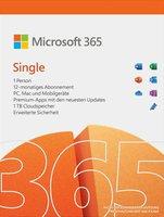 Microsoft Office 365 Personnel Abonnement (FR) (Win/Mac)