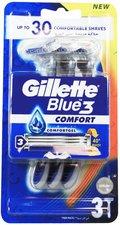 Gillette Blue 3 (3 Stk.)