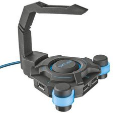 Trust GXT 213 USB Hub & Mouse Bungee