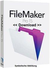 Filemaker Pro 15 Upgrade (Multi) (ESD)