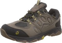 Jack Wolfskin Mtn Attack 5 Texapore Low M mustard seed