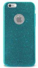 Puro Glitter Shine Cover hell blau (iPhone 6/6S)