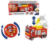 Dickie Feuerwehrmann Sam - RC Feuerwehrauto Jupiter Drive & Steer