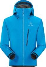 Arcteryx Alpha FL Jacket Men's Adriatic Blue