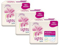 Tena lights Ultra Binden normal (14 Stk.)