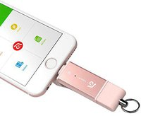 Adam Elements iKlips Duo 32GB rose gold