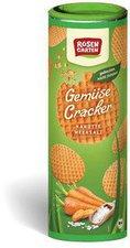 Rosengarten Gemüse Cracker Karotte Meersalz (80g)