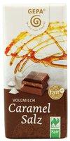 Gepa Bio Schokolade Caramel Salz (40g)