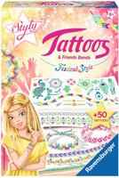 Ravensburger So Styly Tattoos & Friends Bands Festival Style (18319)