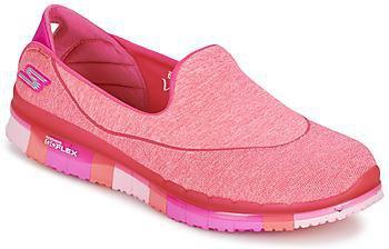 Skechers Go Flex Walk hot pink