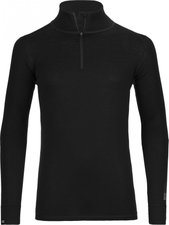 Ortovox Merino Pure 185 Long Sleeve Zip Neck Men