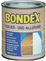 Bondex Isolier- und Allgrund weiß 750 ml