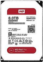 Western Digital Red Pro SATA III 8TB (WD8001FFWX)