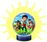 Ravensburger Paw Patrol 3D Night light