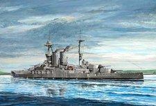 Trumpeter Hms Warspite 1915
